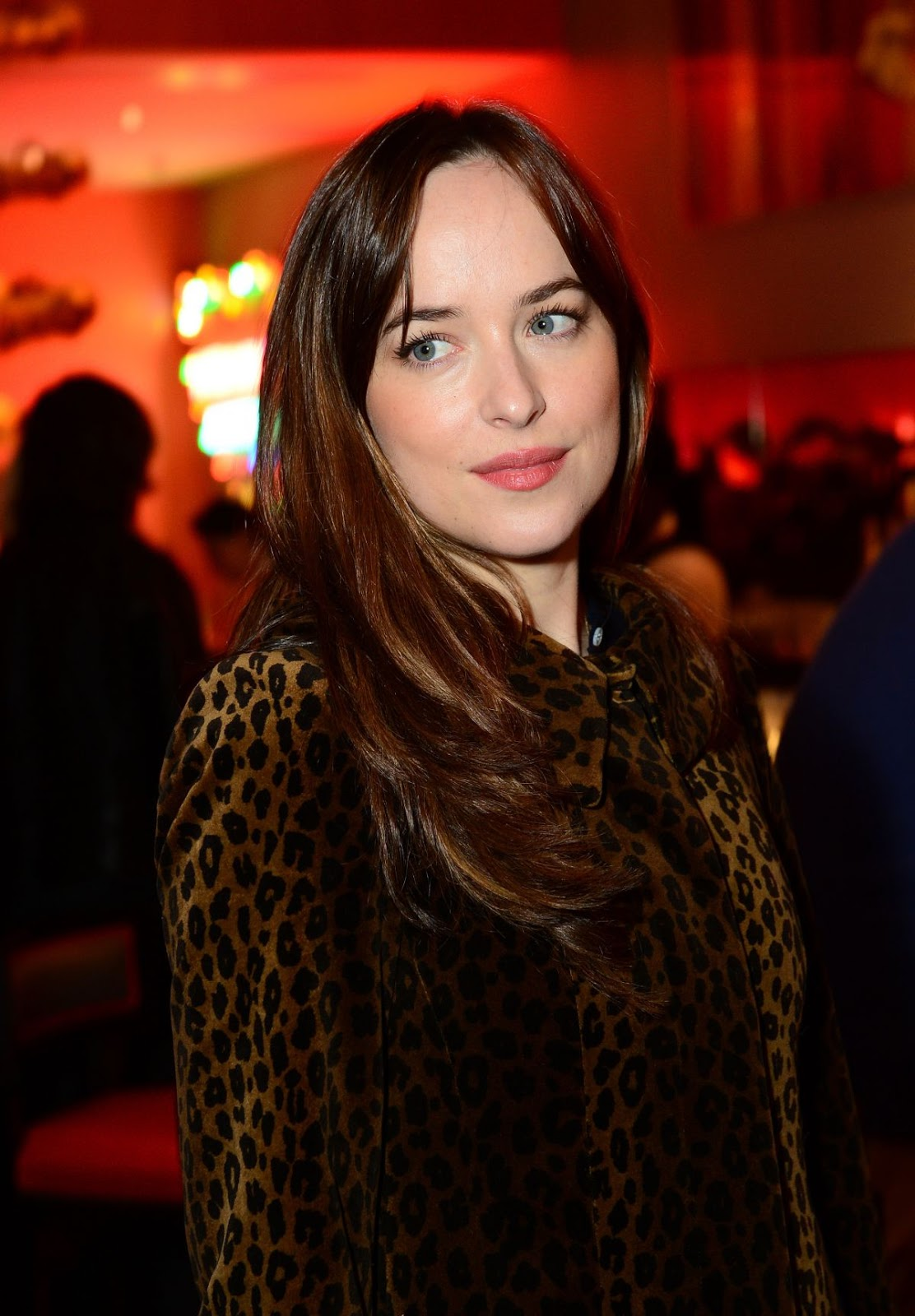 Dakota Johnson at Bigger Splash Photocall in London