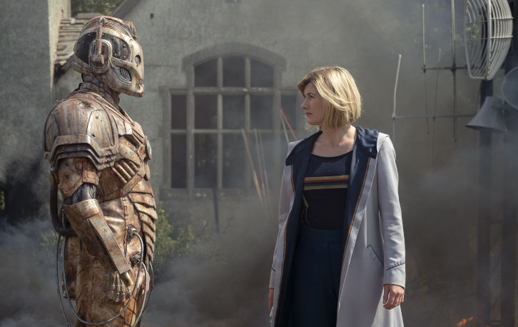 Doctor Who - Episode 12.09 - Ascension of the Cybermen - Promo, Sneak Peek, Promotional Photos + Synopsis