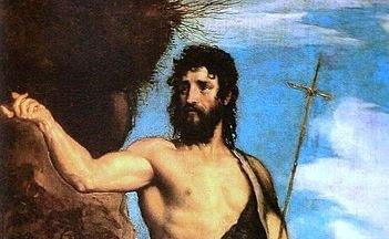 Męczeństwo Świętego Jana Chrzciciela – Człowiek sumienia.