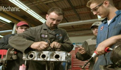 mechanic occupation