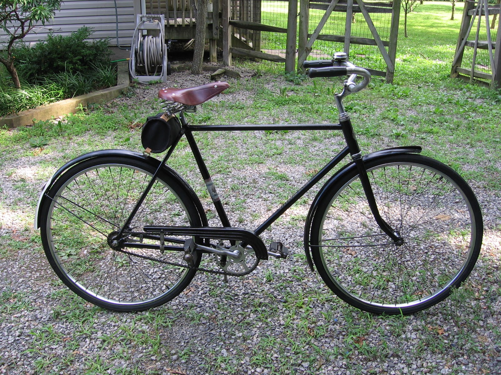 The Bike Shed: 1940 Westfield Sports Roadster Bicycle