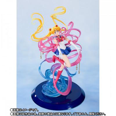 "Figuarts ZERO Chouette Sailor Moon - MOON CRYSTAL POWER, MAKE UP - de ""Bishoujo Senshi Sailor Moon"" - Tamashii Nations"