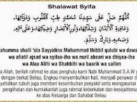 Bacaan Sholawat Syifa dan Artinya