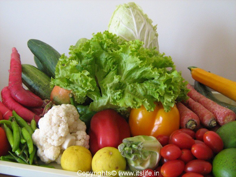 Popular Vegetables Photos With Names