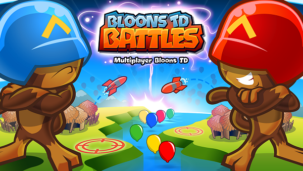 Download Bloons TD Battles Android APK Hack Mod Game