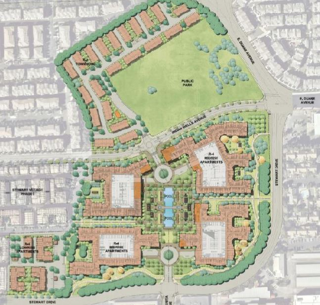Meeting The Twain Irvine Co Housing Development In Sunnyvale