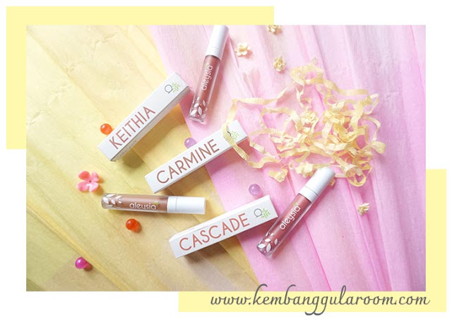 aleysia beauty lip cream