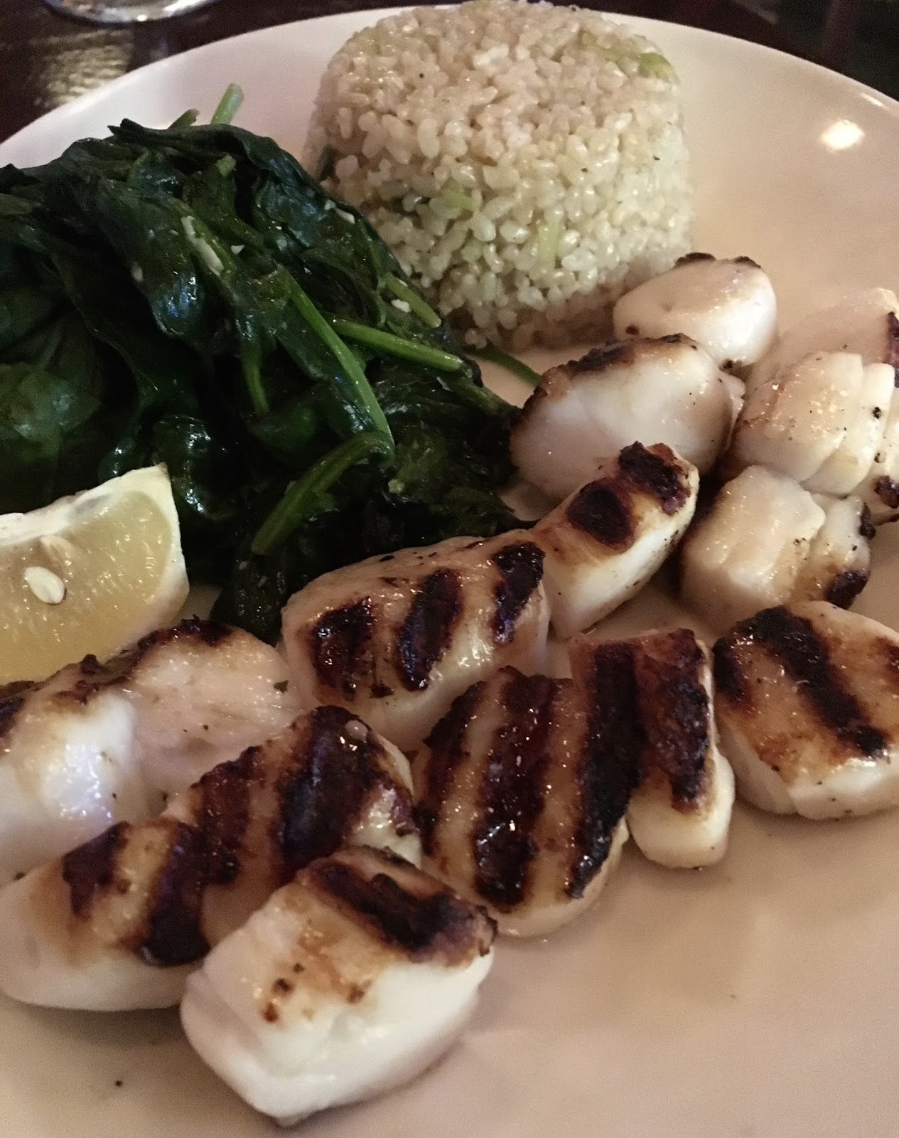 The Gluten & Dairy-Free Review Blog: Legal Sea Foods Review