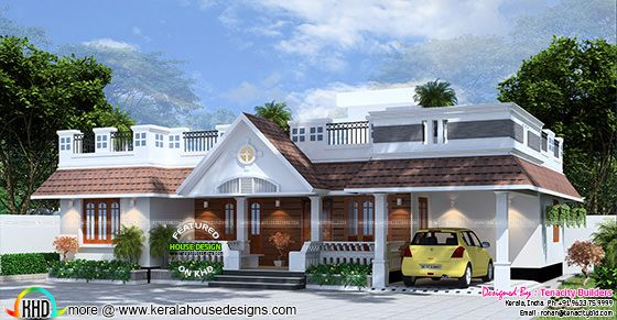 Ernakulam home design 1430 sq-ft