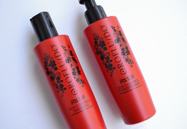 Orofluido Zen Control Shampoo and Conditioner