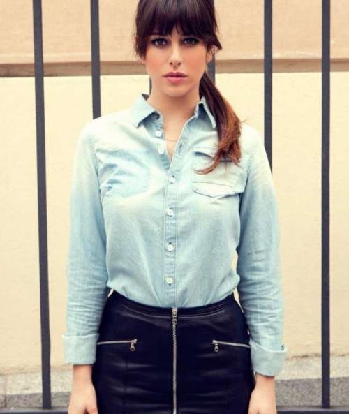 Blanca Suárez  Model Tercantik dan Terseksi di Spanyol
