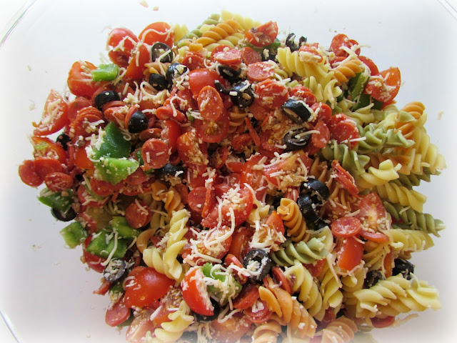 Best Summer Pasta Salads