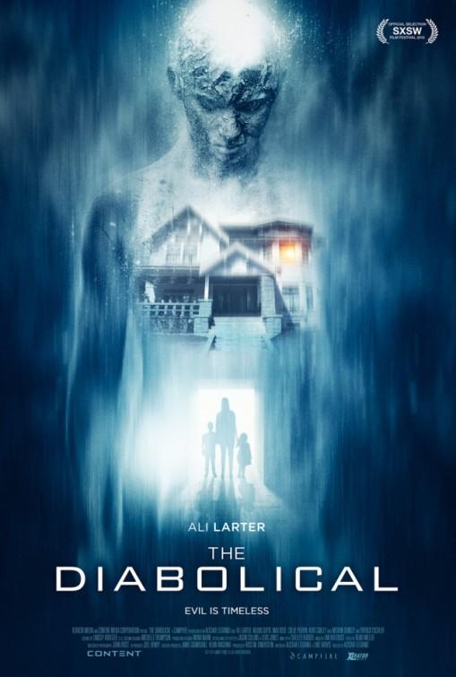 Novo poster de The Diabolical diz que o mal é atemporal