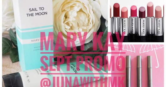 ~ Mary Kay September 2017 Promo! ~