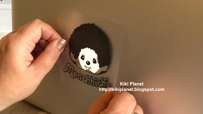kiki monchhichi I.Sticker, macbook iphone concours gratuit