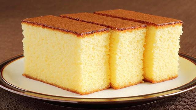 Resep Sponge Cake