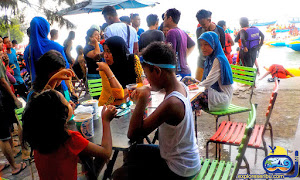 oleh-oleh dan belanja di wisata pulau tidung