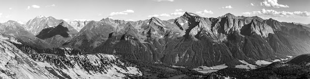 MTB Sterzing - Europahütte - Mountainbike Tour übers Pfitscher Joch