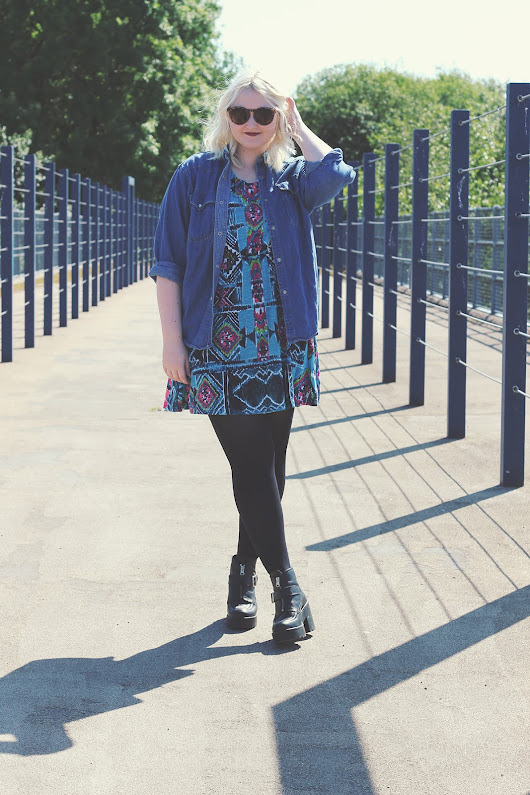 OOTD | Summer Aztec | Je Suis Cat | A Fashion and Lifestyle Blog