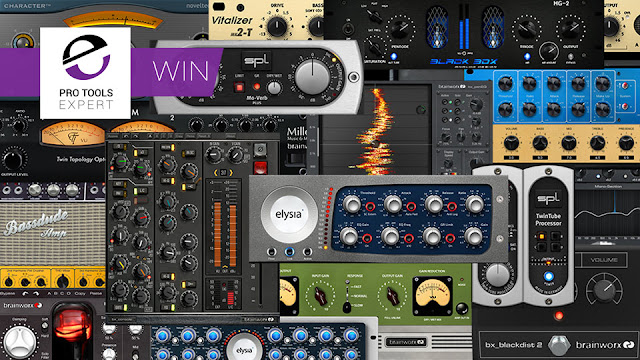 Win 10 Pro Tools Compatible Plugin Alliance AAX DSP Plug-ins Of Your Choice