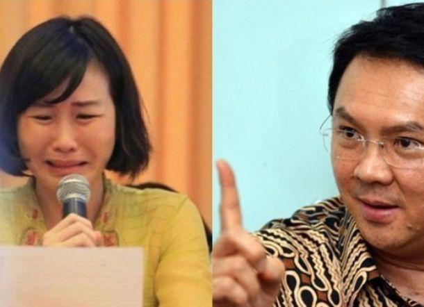Surat Cerai Ahok - Ini Sosok yang Jadi Tempat Curhat Ahok soal Perselingkuhan Veronica Tan, Hingga Ahok Titip Surat!