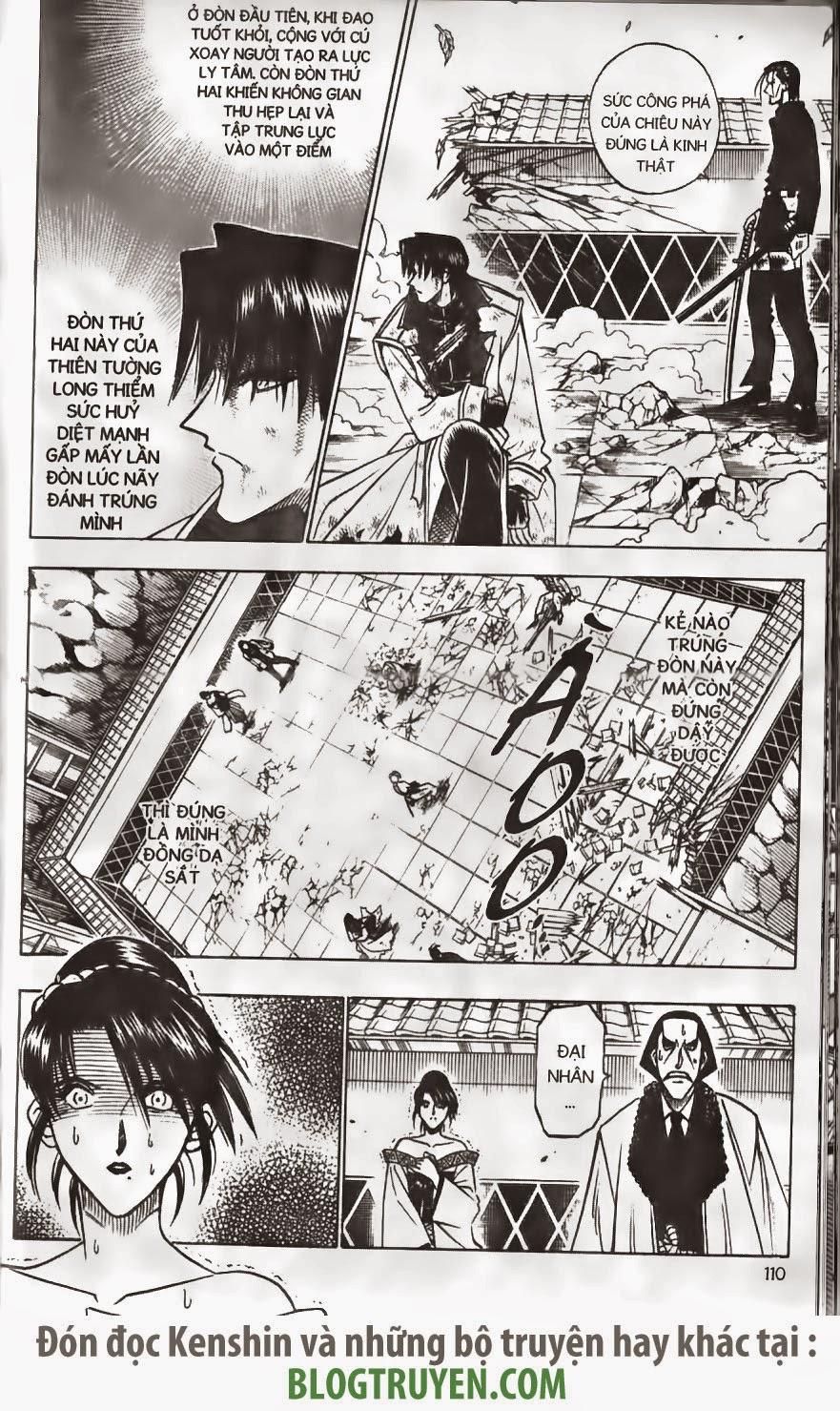 Rurouni Kenshin chap 144 trang 9
