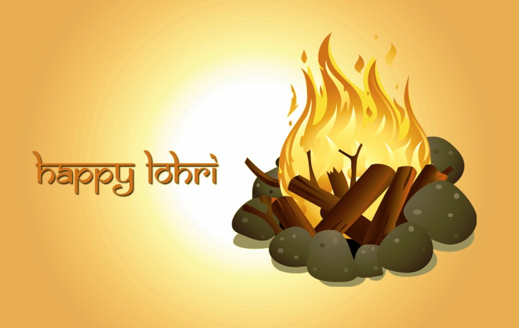 lohri wishes