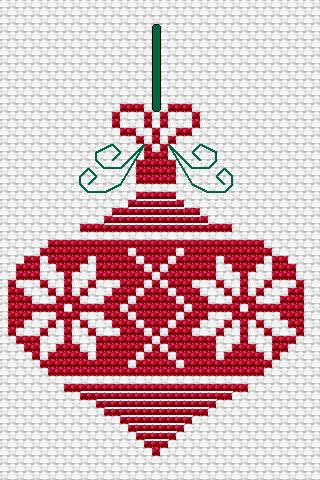 Free Cross Stitch Patterns : December 2014