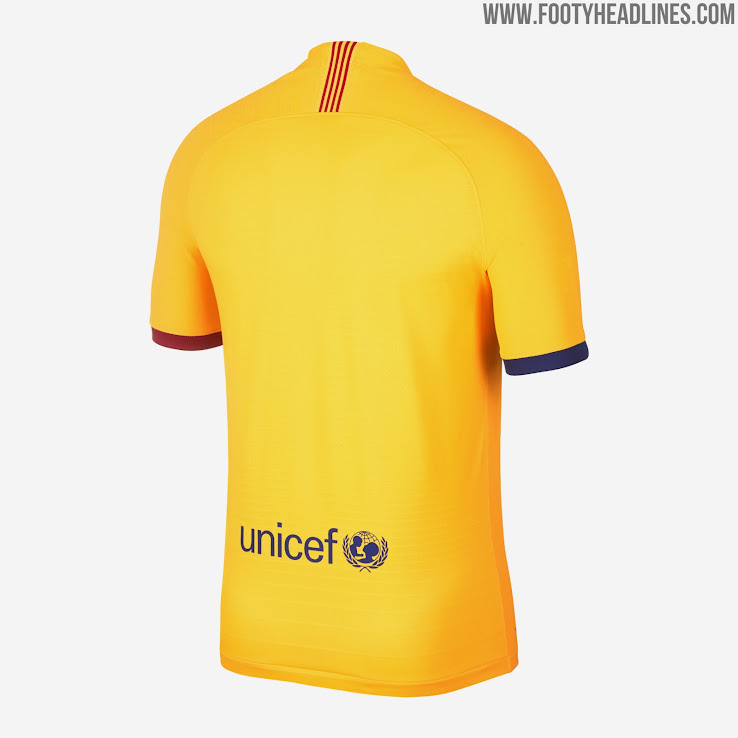 quality design 8b03c 1a6d6 Barcelona 19-20 Away Kit Revealed - Footy Headlines