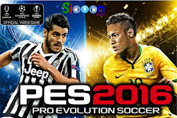 Free Download Game PC Laptops Pro Evolution Soccer (PES 2016) Full Version