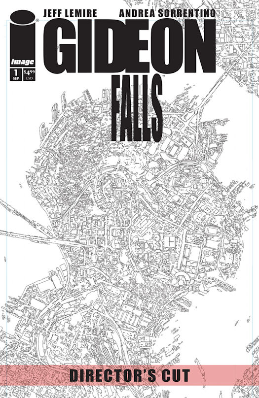 Gideon Falls Director's Cut Coming in September