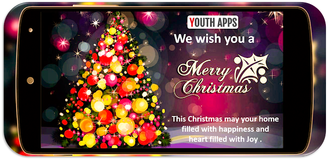 Merry Christmas Wishes from Youth Apps