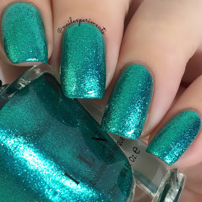 ILNP Funhouse swatch Spring 2018 Ultra Metallic Brights Collection