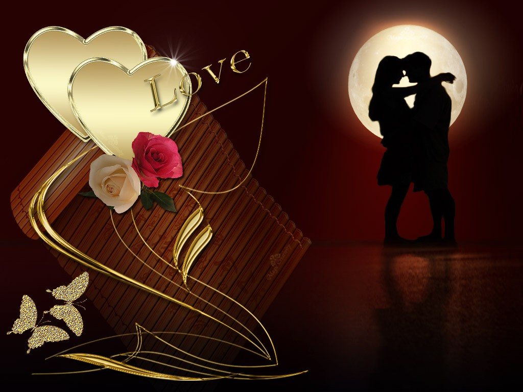 Romantic Love Couple Wallpapers Free Download: Free Wallpaper In Best High Desnsity Quality For Download