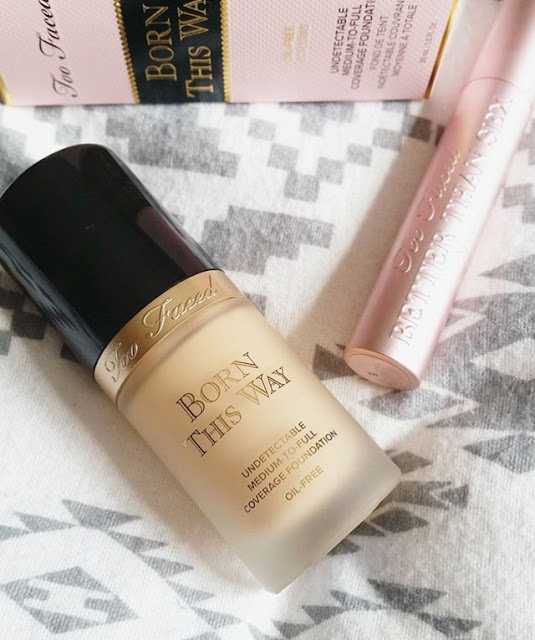 Too Faced Born This Way Foundation - Vegan Beauty