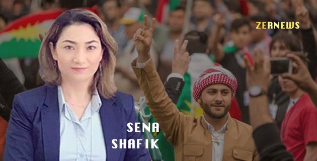 Sena Şefiq Kürdistan Bağımsızlık Referandumu