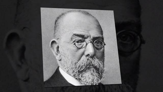 Robert Koch sang peneliti tuberkolosis