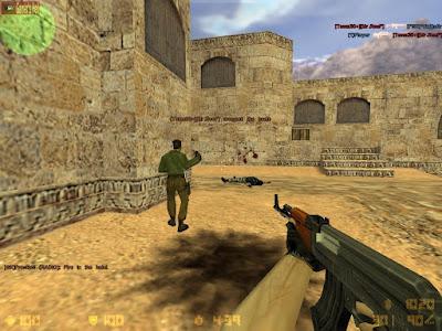 تحميل لعبة Counter Strike للكمبيوتر من ميديا فاير