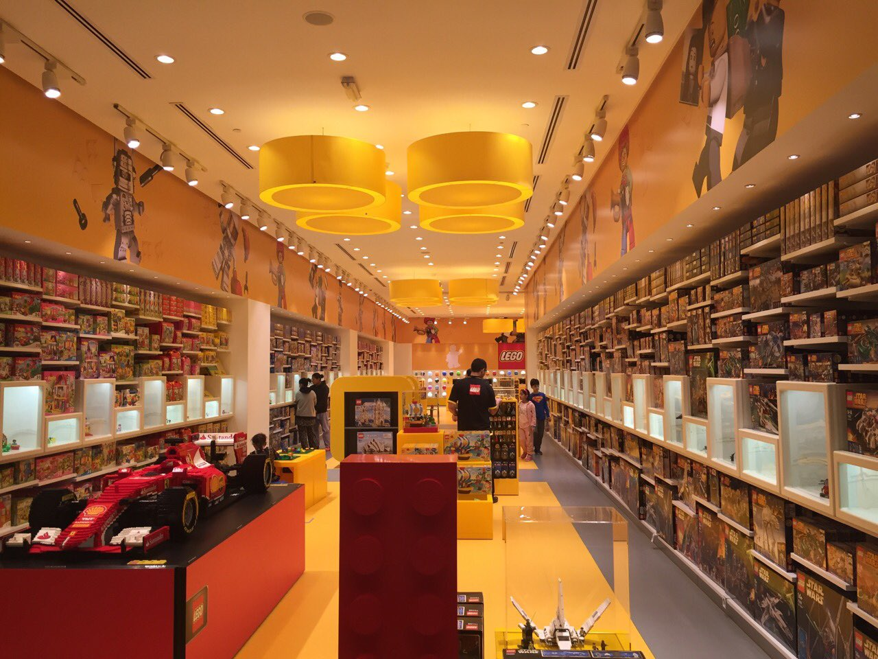 Lego store in kuwait beauty blog fashion blog kuwait for Lago store outlet