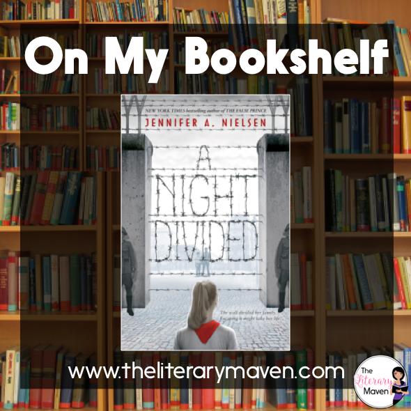 On My Bookshelf: A Night Divided By Jennifer A. Nielsen