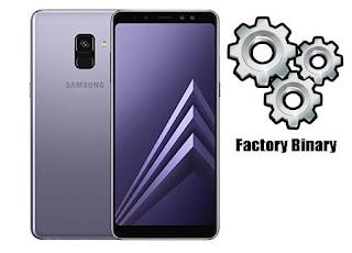 Samsung Galaxy A8 2018 SM-A530W Combination Firmware