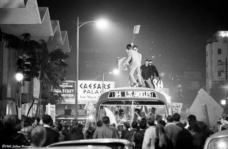 Sunset Strip Riots
