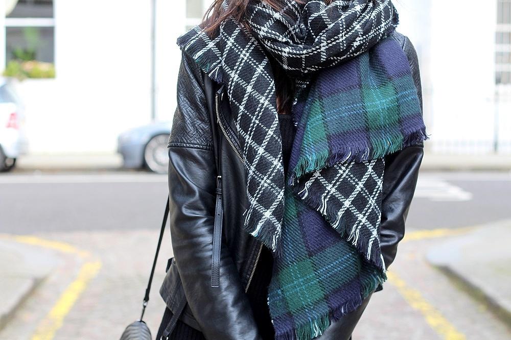 reversible primark scarf