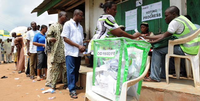 Party Agents arrested with incriminating Materials-Lagos Elections