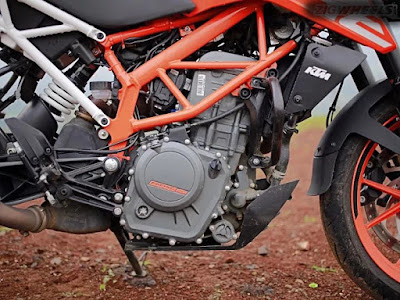 ktm duke mostpowerful bike in india