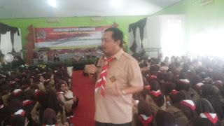 Herman Khaeron , Pramuka Adalah Generasi Pancasila