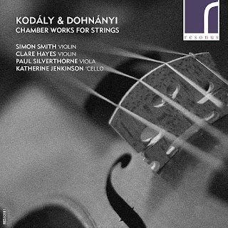 Kodaly, Dohnanyi - Resonus Classics