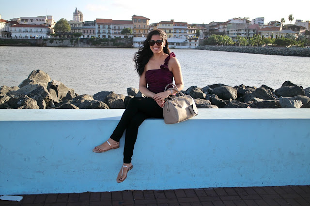 Casco Viejo, Panama, Under Panamanian Sun
