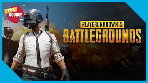 PlayerUnknown's Battlegrounds PUBG For Beginner Gamers 100% Free Online Courses