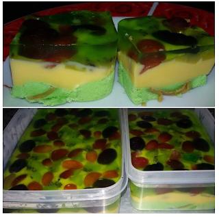 Resepi Puding Trifle Paling Mudah